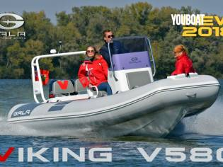 Gala Boats V580 Viking