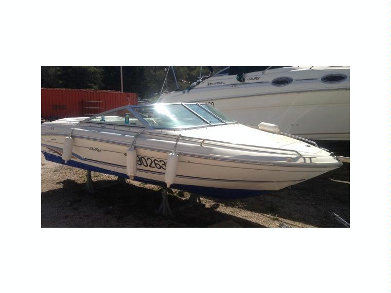 Sea Ray 190 CB Signature in France | Speedboats used 10150
