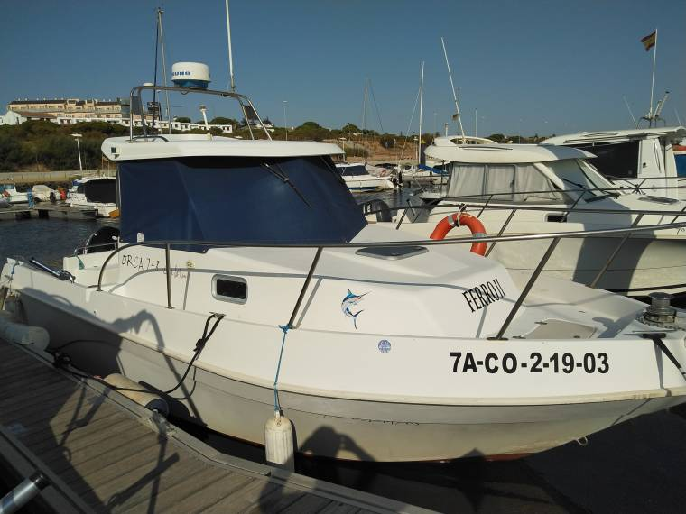 Orca 748 Cabin