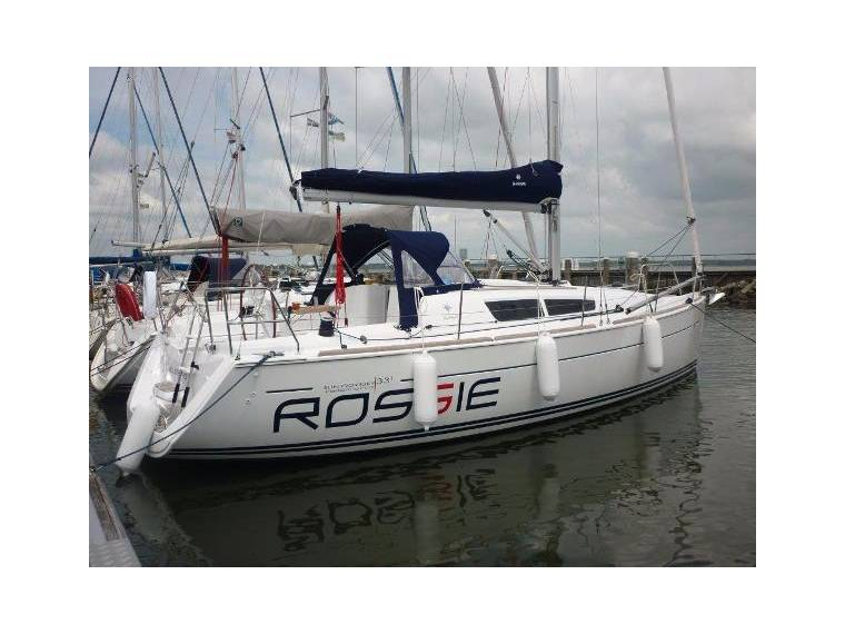 Jeanneau Sun Odyssey 33i Peformance In Netherlands Sailing