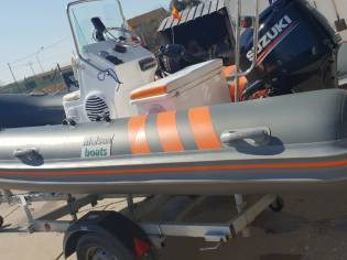 Nielsen boats 480
