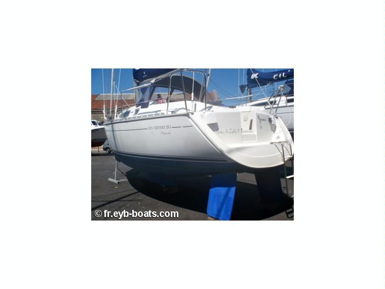 Sun Odyssey 29 2 Lifting Keel In North Sailing Cruisers Used 99495