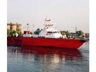 Swiftships Crew boat N.1
