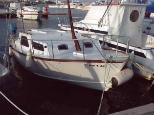 Documentación en regla un barco tipo arcos de 7.10