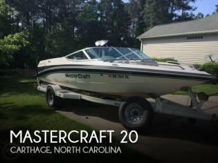 Mastercraft Maristar 200V