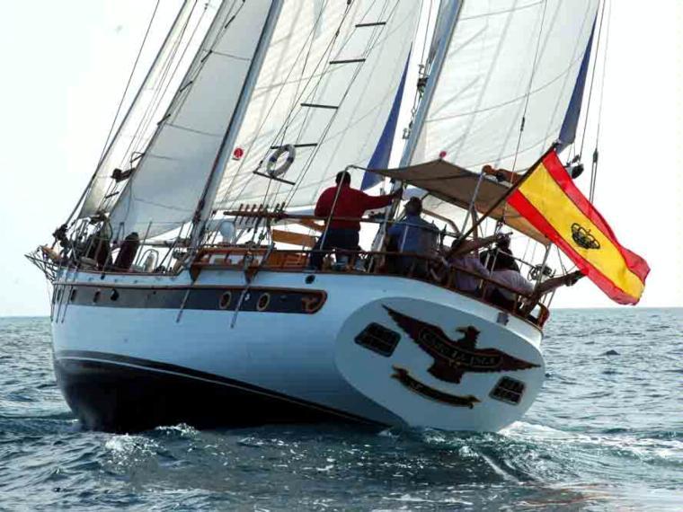 Formosa 51 In Alicante Sailboats Used 70655 Inautia