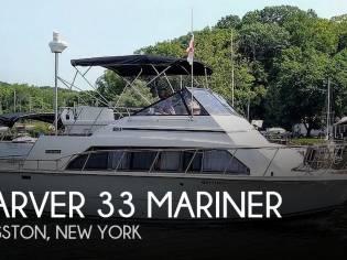 Carver 33 Mariner