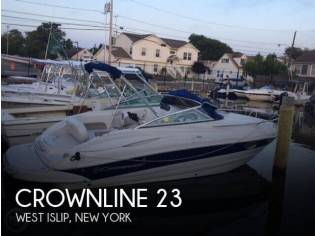 Crownline 236 SC