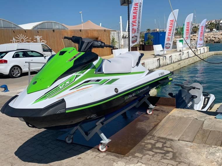 Moto de agua Waverunner VX