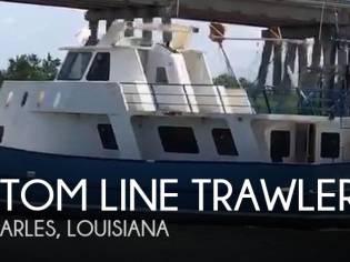 Custom Line Trawler 62 Long Range Cruiser