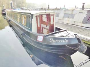 Breyzel 52' Narrowboat