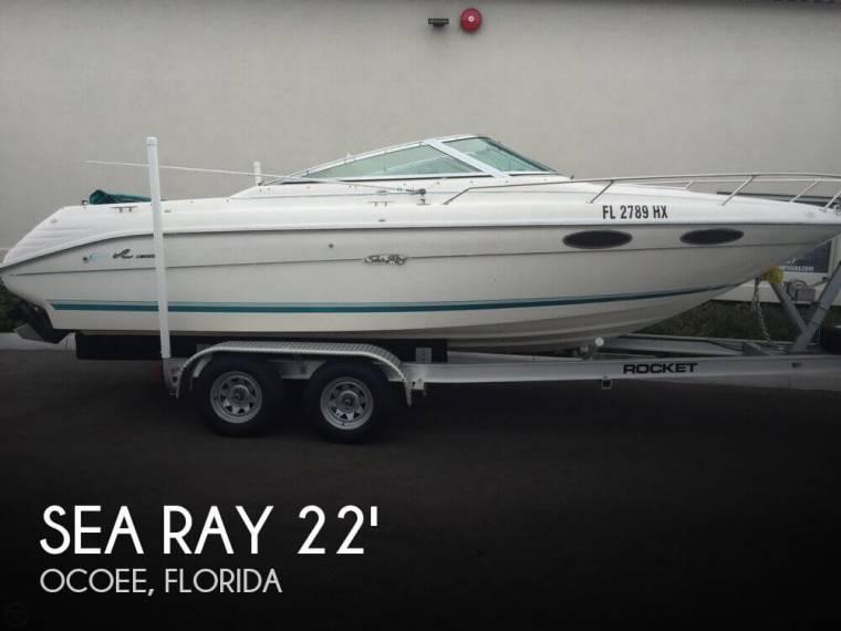 Sea Ray 220 OV Signature Select in Florida | Speedboats used 52995