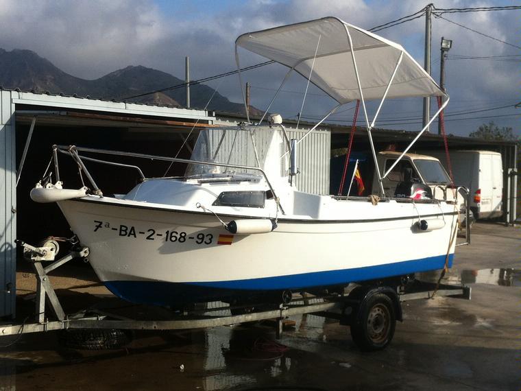 benetton in murcia power boats used 65706 inautia
