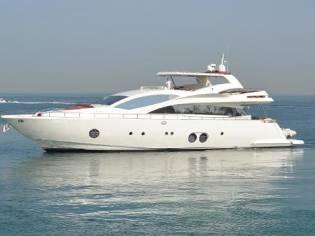 Aicon 85 Fly Motor Yacht