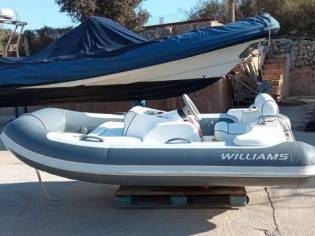 Williams Jet Tenders Turbo Jet 285