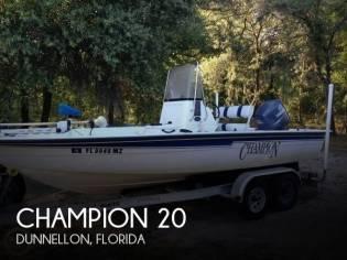 Champion 20 Sea champ
