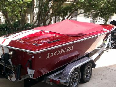 Donzi 22 Shelby GT in Florida | Power boats used 35253 - iNautia
