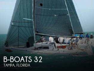 B-Yachts B-32