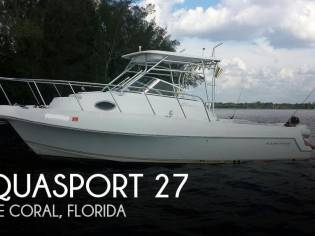 Aquasport 275 Explorer