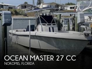 Ocean Master 27 CC
