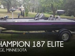 Champion 187 Elite
