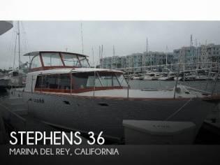 Stephens Brothers 36 Motoryacht