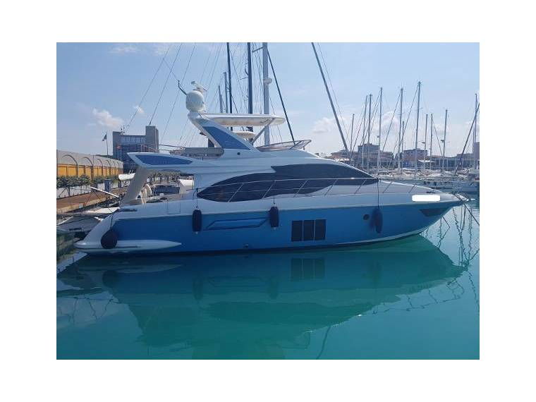 Azimut 53 in Sicily   Motor yachts used 24999 - iNautia