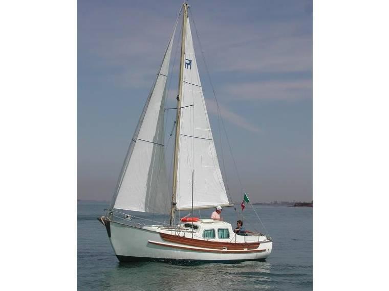 Fisher freeward 25 in Veneto | Motorsailers used 48565 - iNautia