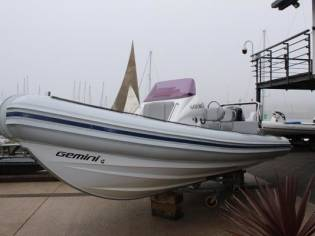 Gemini Inflatables 650 Waverider
