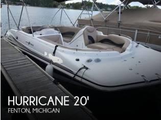 Hurricane SunDeck Sport 202