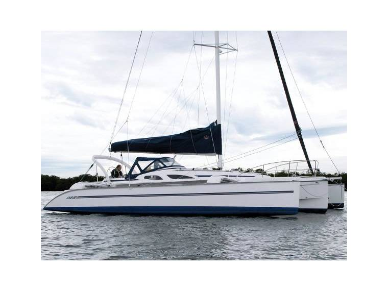 Dragonfly 35 Touring in New South Wales | Trimarans used 01494 - iNautia