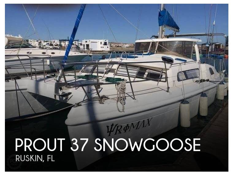 Snowgoose 37 Custom