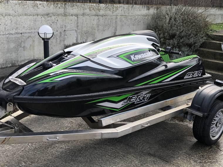 Kawasaki sxr1500