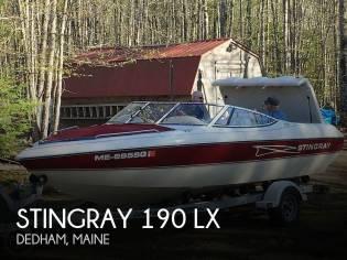 Stingray 190 LX