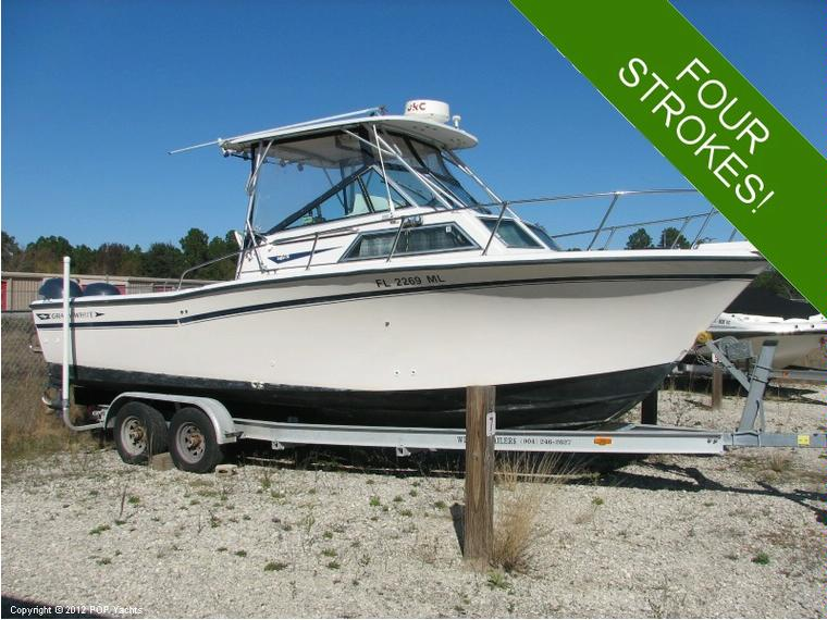 Grady-White 25 Sailfish in Florida | Power boats used 75550 - iNautia