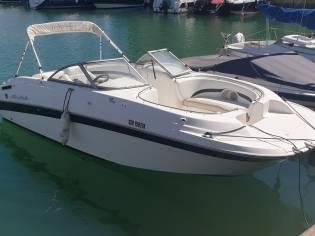 Mariah Boats 215 Deck Boat