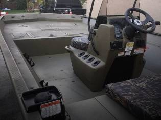 Tracker Grizzly 1648 SC in Florida | Open boats used 71025