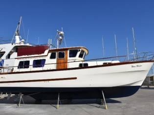 Colvic Trawler Yacht 38