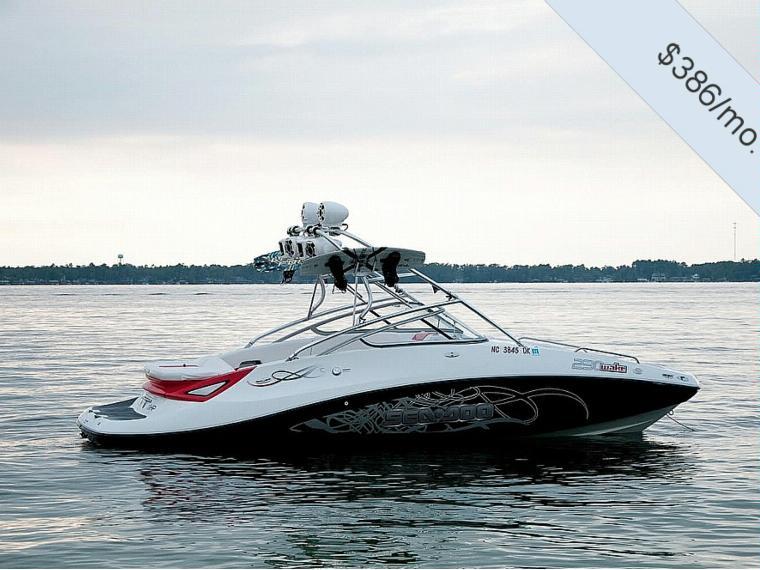 Sea Doo 230 Wake Edition In Florida Speedboats Used