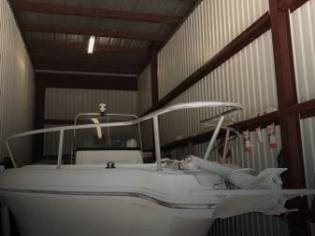 Thunderjet Alexis Classic 21 in Florida   Open boats used