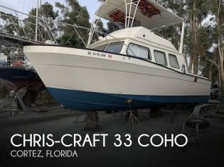 Chris-Craft 33 Coho