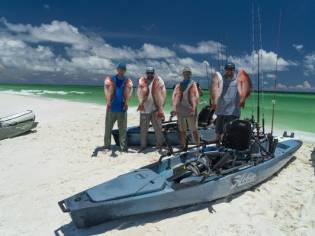 Hobie Mirage Pro Angler 14 With 360 Drive