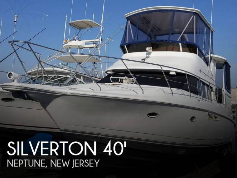 402 Motor Yacht