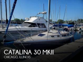 Catalina 30 MkII Tall Rig-Wing Kill