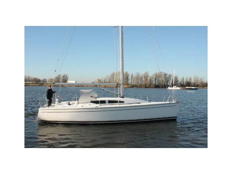Dehler 34 Sv In United Kingdom Day Fishing Boats Used 98561 Inautia