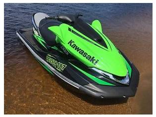 Kawasaki Ultra 310LX 2015