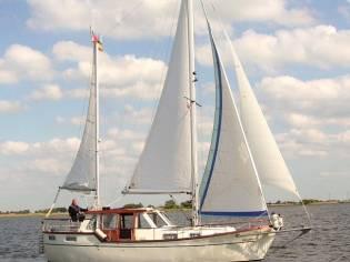 Siltala Yachts Nauticat 33