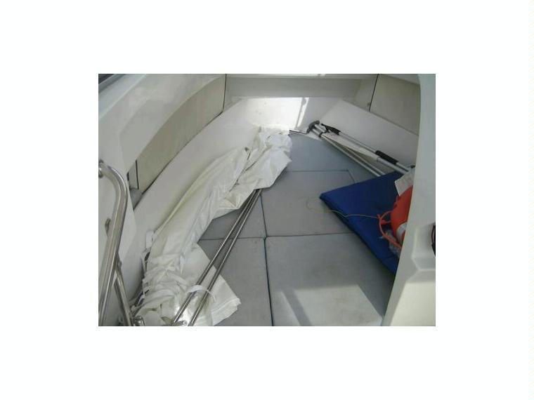rio 600 cabin fish in marina d emp riabrava power boats used 56535 inautia. Black Bedroom Furniture Sets. Home Design Ideas