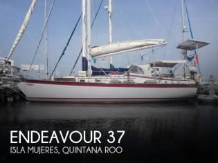 Endeavour 37
