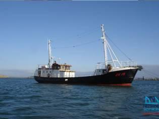Trawler Yacht Charter Motor Yacht